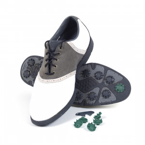 ECCO Womens Golf Flexor Golf Shoe